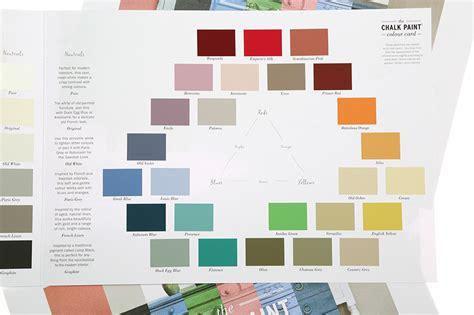 chalk paint colours canada sloan chalk paint colour card sloan