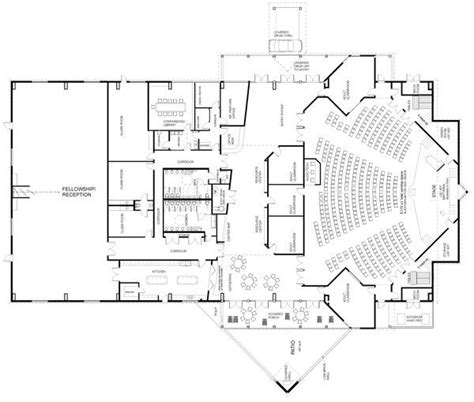 church floor plans free small church floor plans 28 images church building