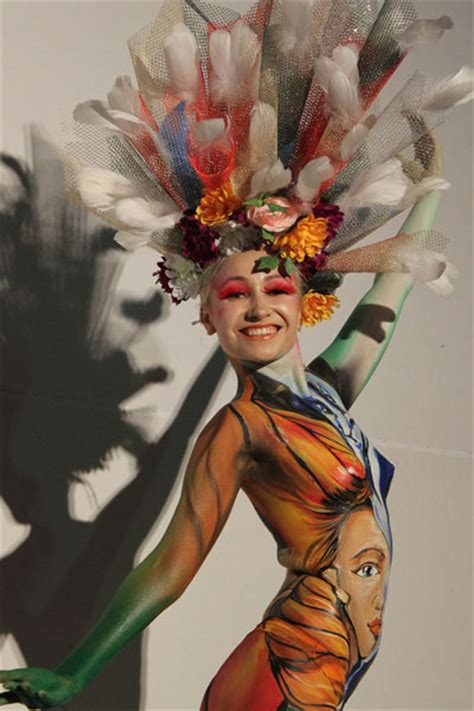 american painting festival international bodypainting festival the definitive list