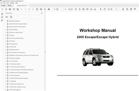 car repair manuals online free 2004 ford escape security system service manual hayes auto repair manual 2004 ford escape transmission control 2004 ford f