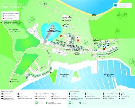 plan picture of vacances port du crouesty arzon tripadvisor