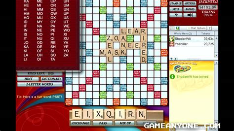 scrabble pogo free scrabble pogo co op with yoshiller 3
