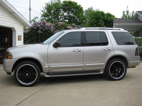 2004 Ford Explorer by Uglydimple12 2004 Ford Explorer Specs Photos