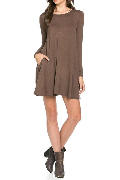 knit clothing mittoshop brown knit dress from arkansas by pretty preppy
