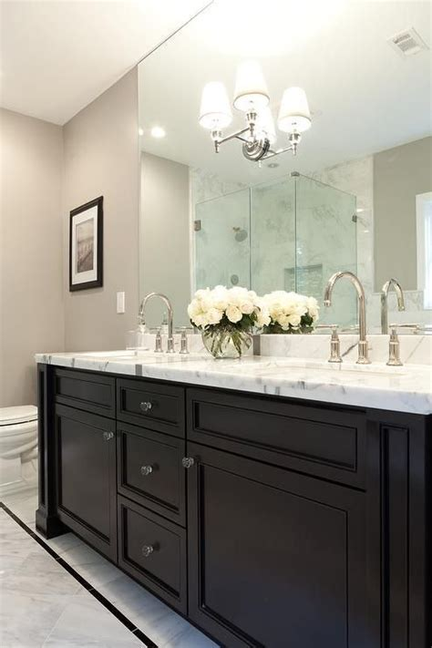 White Bathroom Cabinet Ideas by Best 20 Black Cabinets Bathroom Ideas On