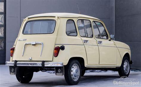 Renault R4 by Oldtimerdepot Reutlingen Renault R4