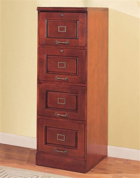 4 drawer wood file cabinets for the home four drawer file cabinet wood roselawnlutheran
