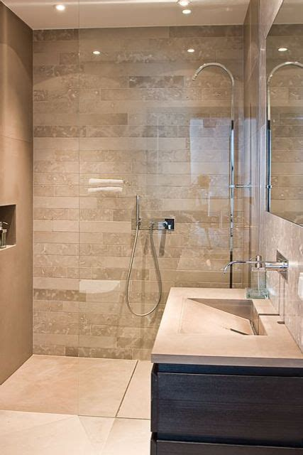 Black And White Tile Bathroom Ideas 32 walk in shower designs that you will love digsdigs