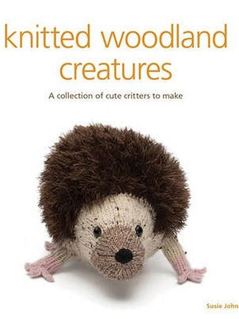 laughing hens knitting patterns knitted woodland creatures laughing hens