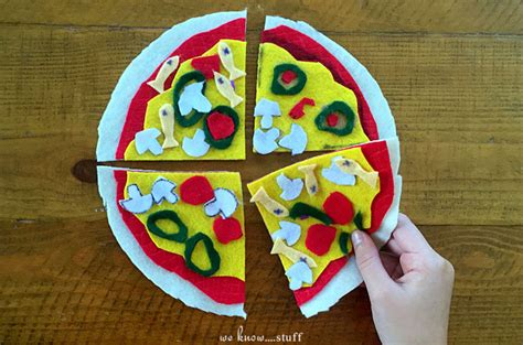 pizza crafts for felt pizza craft working on motor skills with scissors