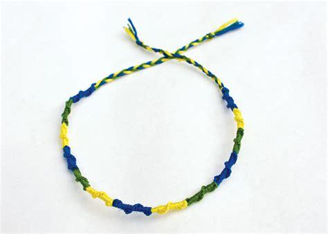 bracelets beginners diy friendship bracelets for beginners
