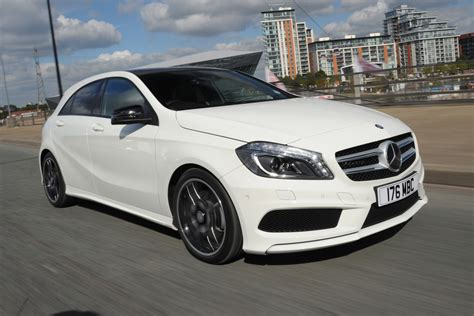 Mercedes A Class by Mercedes A Class Hatchback 2013 Running Costs
