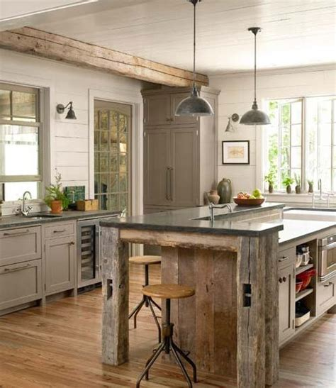 country kitchen designs with islands tg interiors the new country kitchen meets industrial