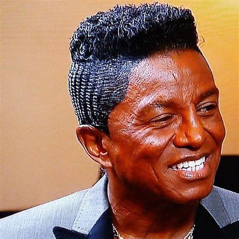 what in the world is going on with jermaine jackson s hair
