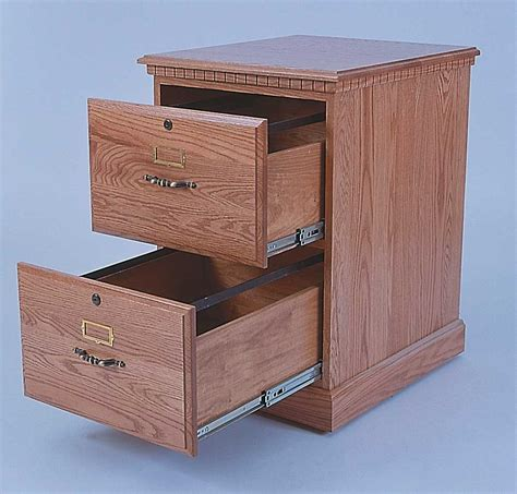 woodworking drawer two drawer wooden filing cabinet office furniture