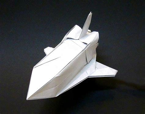 origami space photo