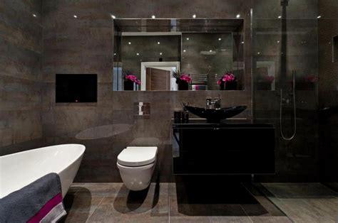 Remodeled Bathrooms Ideas exemple salle de bains moderne chaios com
