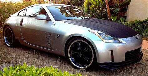 2015 Nissan 350z by Fatalsnake S 2003 Nissan 350z Enthusiast Coupe 2d In