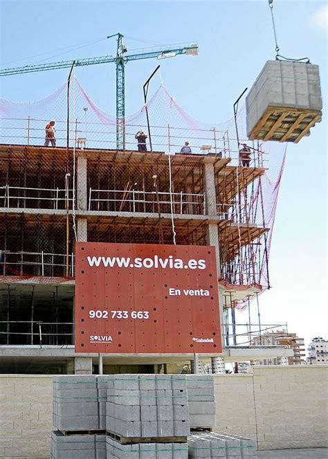 inmobiliaria del banco sabadell el sabadell invierte 150 millones para construir 1 182