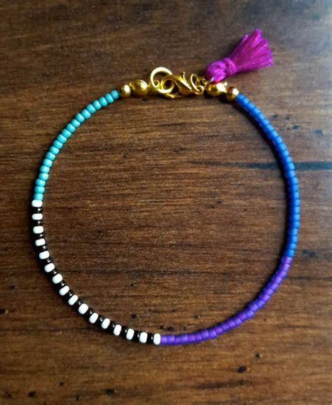 how to make a seed bead bracelet 25 best ideas about seed bead bracelets on