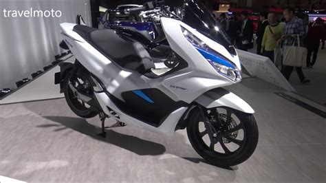 Yeni Pcx 2018 by The 2018 Honda Pcx Scooters