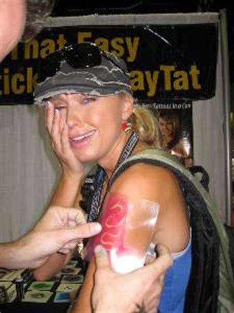 do tattoos hurt matt gdr07