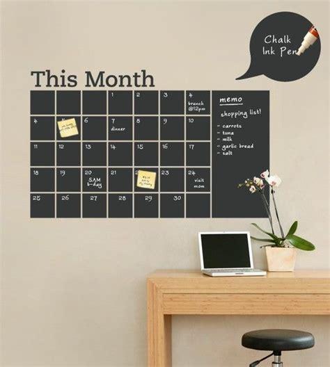 chalkboard paint ideas office chalkboard wall calendar memes