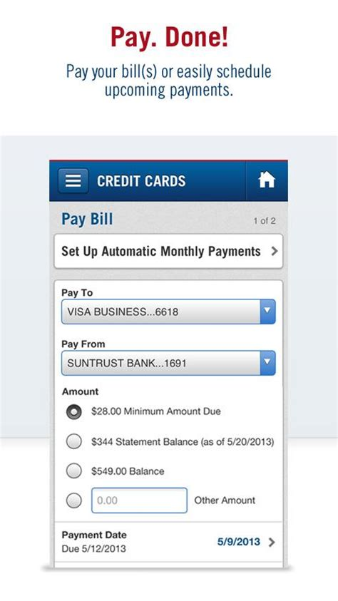 make a capital one credit card payment capital one 174 mobile android apps on play