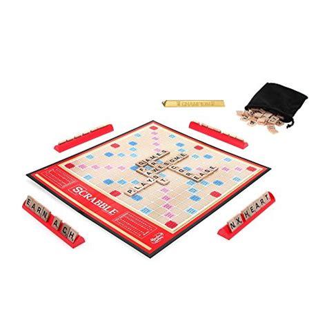 scrabble checker hasbro hasbro scrabble crossword board age range