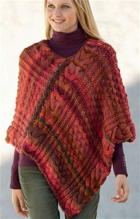 poncho pattern knit in the modern poncho knitting patterns in the loop knitting