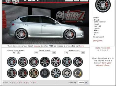Car Photoshop Program by Change Your Actual Car S Wheels Without Photoshop