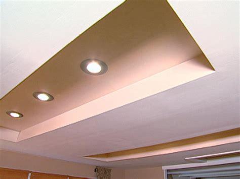 ceiling lights recessed recessed ceiling box lighting hgtv
