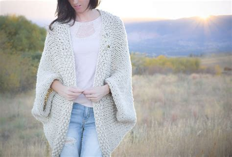 easy knitting pattern for sweater easy knit blanket sweater pattern in a stitch