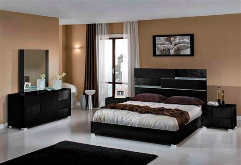 modern black bedroom furniture 30 black lacquer bedroom furniture italian style rafael