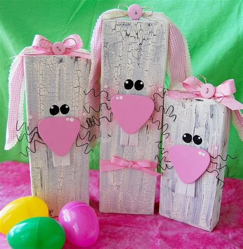 wood craft projects for adults easter craft ideas for hative