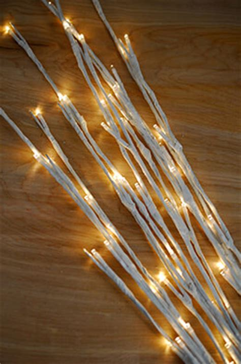 led lighted branches lighted branches