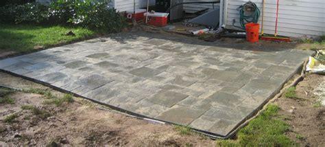 leveling patio pavers leveling patio pavers brick pavers canton plymouth