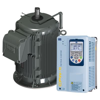 Electric Motor Drive by Direct Drive Motor For Cooling Towers Zest Weg