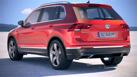 Volkswagen Usa by Volkswagen Tiguan Usa 2018