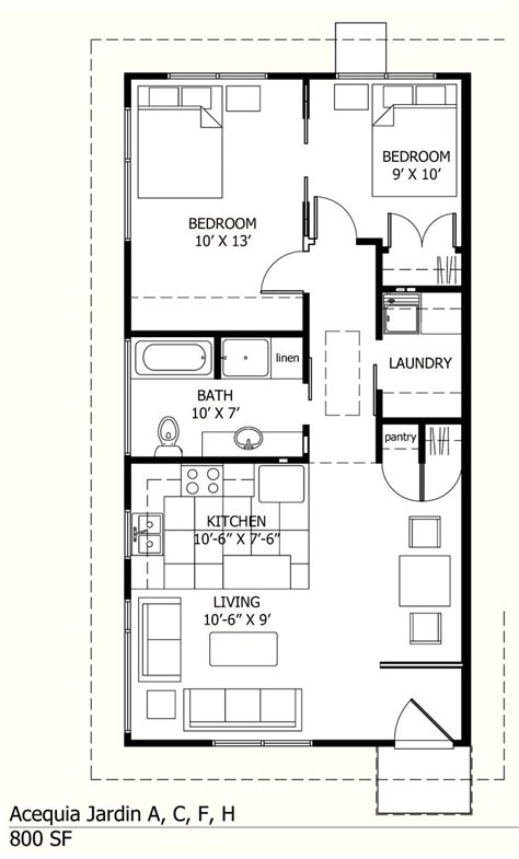 800 sq ft floor plan 25 best ideas about 800 sq ft house on small