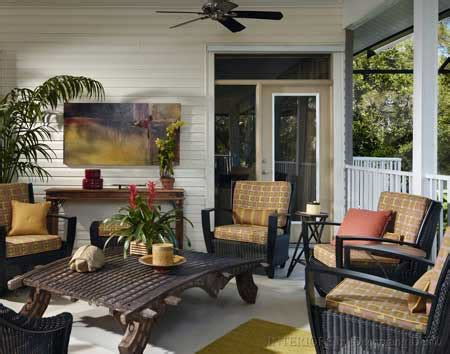 Build A Porch Roof by Furniture Placement Ideas Front Porch Decorating