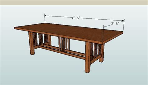 dining room table plans woodworking shaker dining table plans free woodworking projects plans