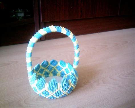 3d origami basket tutorial basket jpg album awdrjus 3d origami