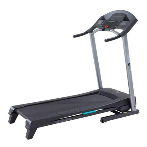 tapis de course essential run decathlon