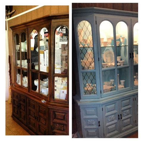 painted china cabinet ideas roselawnlutheran