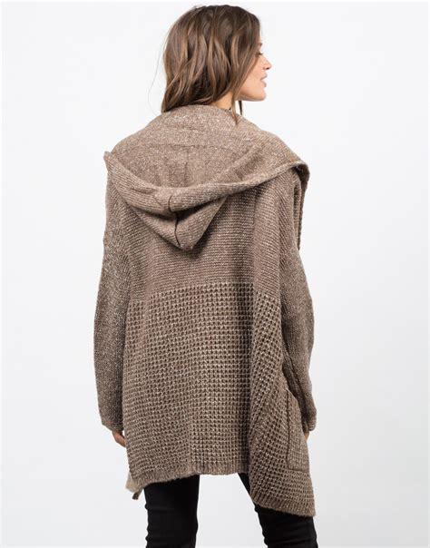 womens chunky knit cardigan hooded chunky knit cardigan knit cardigan womens