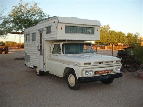 1965 GMC PICKUP/CAMPER   117419