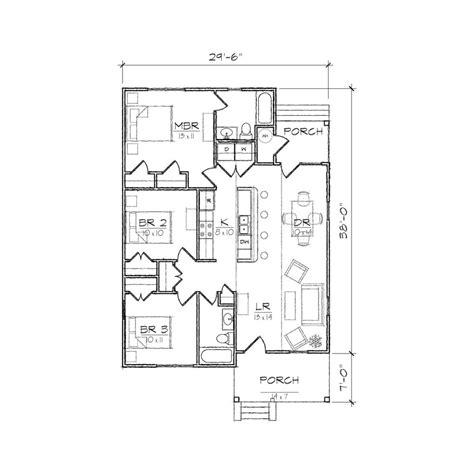 bungalow floor plans free home design carolinian i bungalow floor plan tightlines