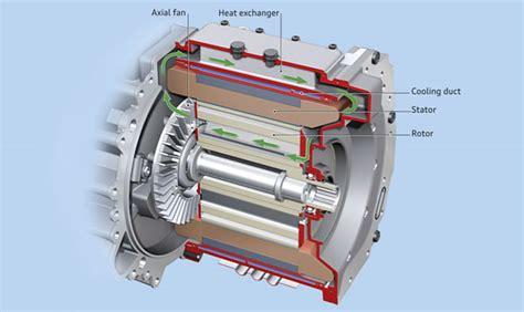 Automotive Electric Motor by 170kw Electric Traction Motor Zytek Automotive Evlist