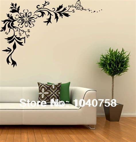 sticker decor for walls decorations paper wall decor for creative interior